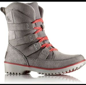 Sorel Meadow Lace Up Boot